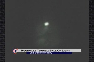Moonville Tunnel: Ball of Light