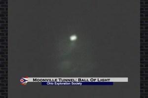 Moonville Tunnel: Ball of Light