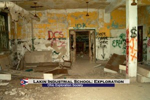 Lakin Industrial School: Exploration