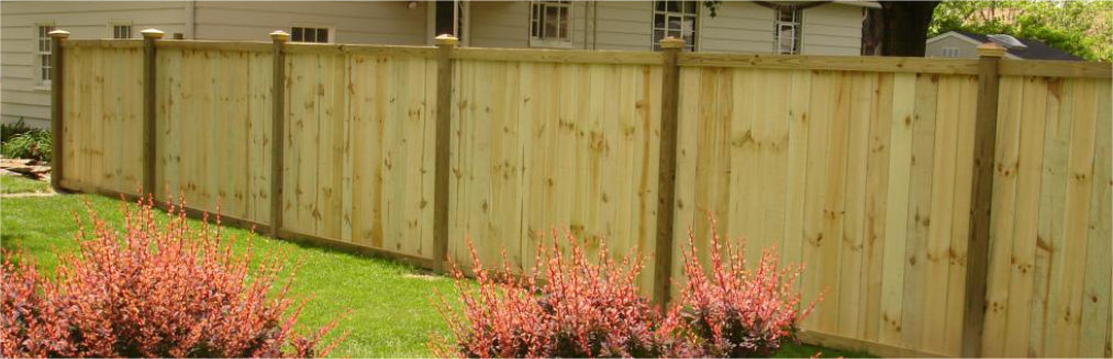 Custom Privacy Fence