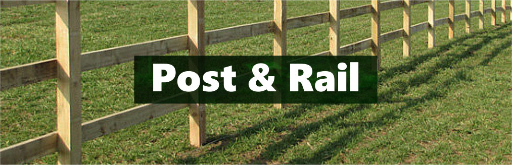 Post And Rail