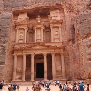 Petra, Jordan ~ ohiogirltravels.com