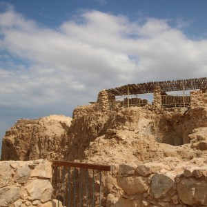 Masada, Israel ~ ohiogirltravels.com