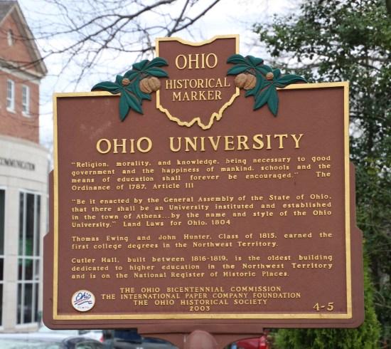 Athens, Ohio ~ ohiogirltravels.com