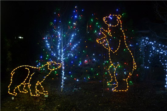 Ohio S Best Christmas Lights Displays Ohio Girl Travels