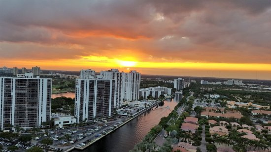 Greater Fort Lauderdale, Florida Sunset
