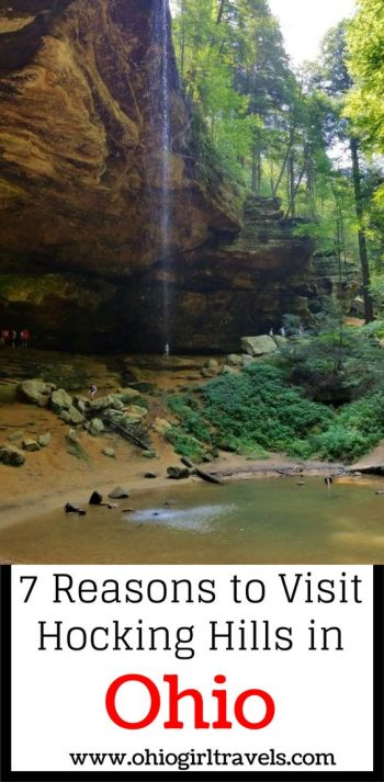 7 Must See Hocking Hills Ohio Locations