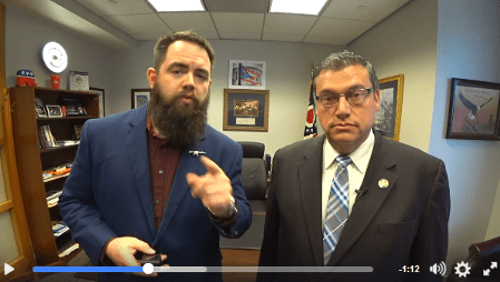 Video Update on Constitutional Carry Co-Sponsors