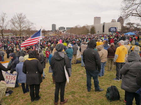 Ohioans fighting to destroy the Second Amendment