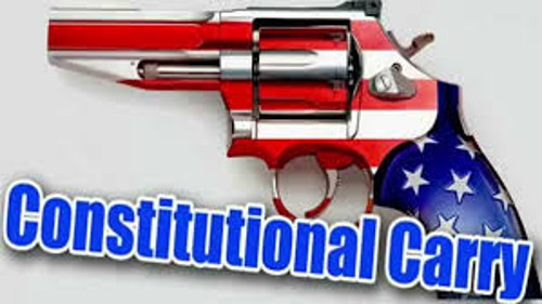 Action ALERT: Tell your representative to support Constitutional Carry