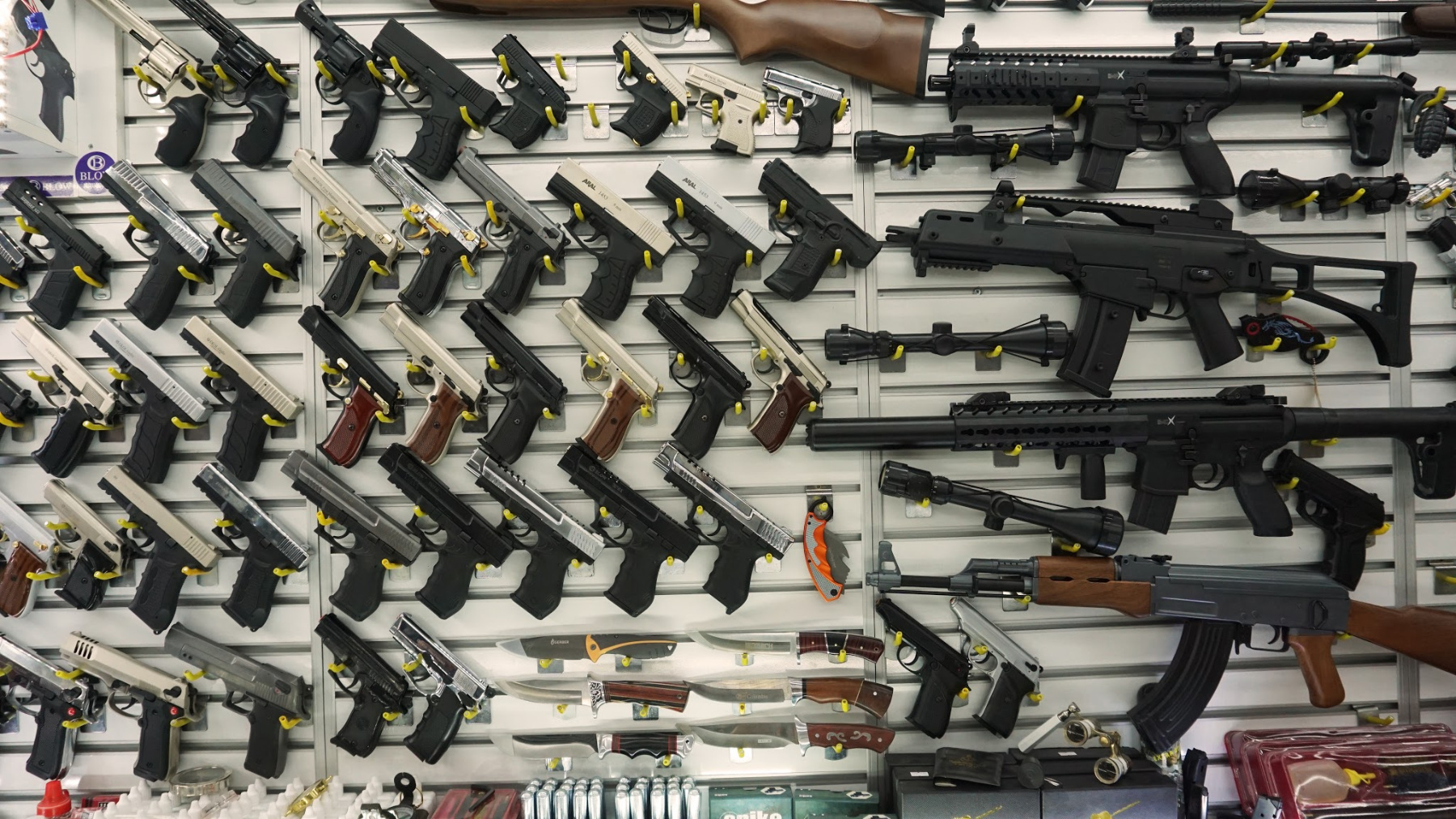 Are Gun Stores Essential Businesses? Take The Poll!