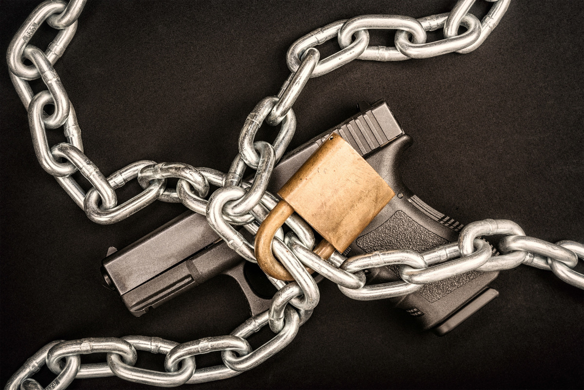 Stop Mandatory Gun Lockups - H.R. 130!