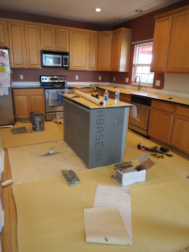 Tile Backsplash Installation Dayton Ohio Kitchen Remodeling
