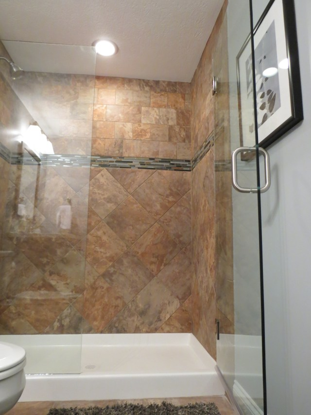 Custom Tile and Stone Showers in Dayton Ohio