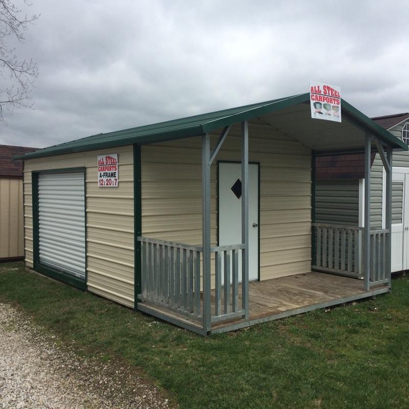 MODEL SALE Ohio Outdoor Structures LLC