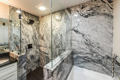 Granite Shower by Ohio Property Brothers-2
