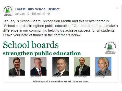 School Board Recognition Month | Ohio School Boards ...