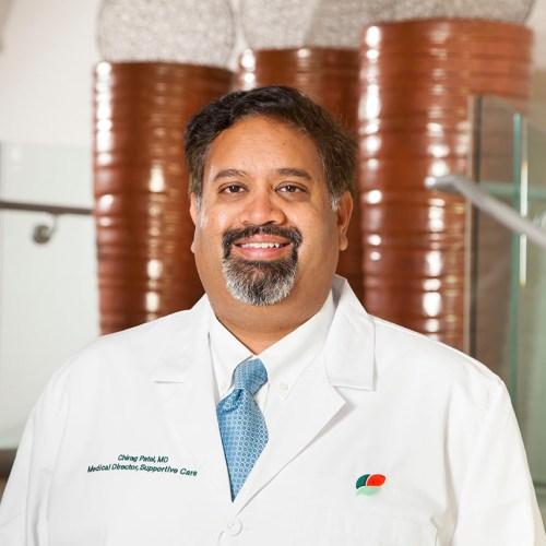 Chirag Patel, MD, FAAHPM