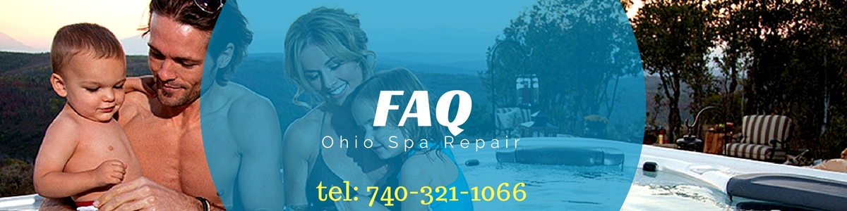 central ohio spa repair