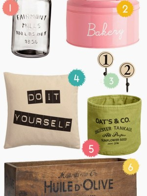 Friday Finds:: Nesting