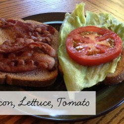 Day 10: BLT Sandwiches