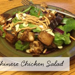 Day 17:: Chinese Chicken Salad