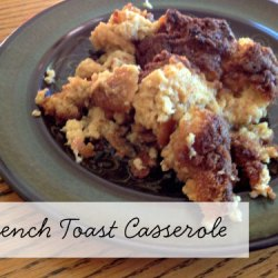 Day 19:: French Toast Casserole