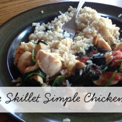 Day 3:: Quick & Simple Chix Skillet