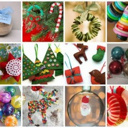 Ornament Making Roundup