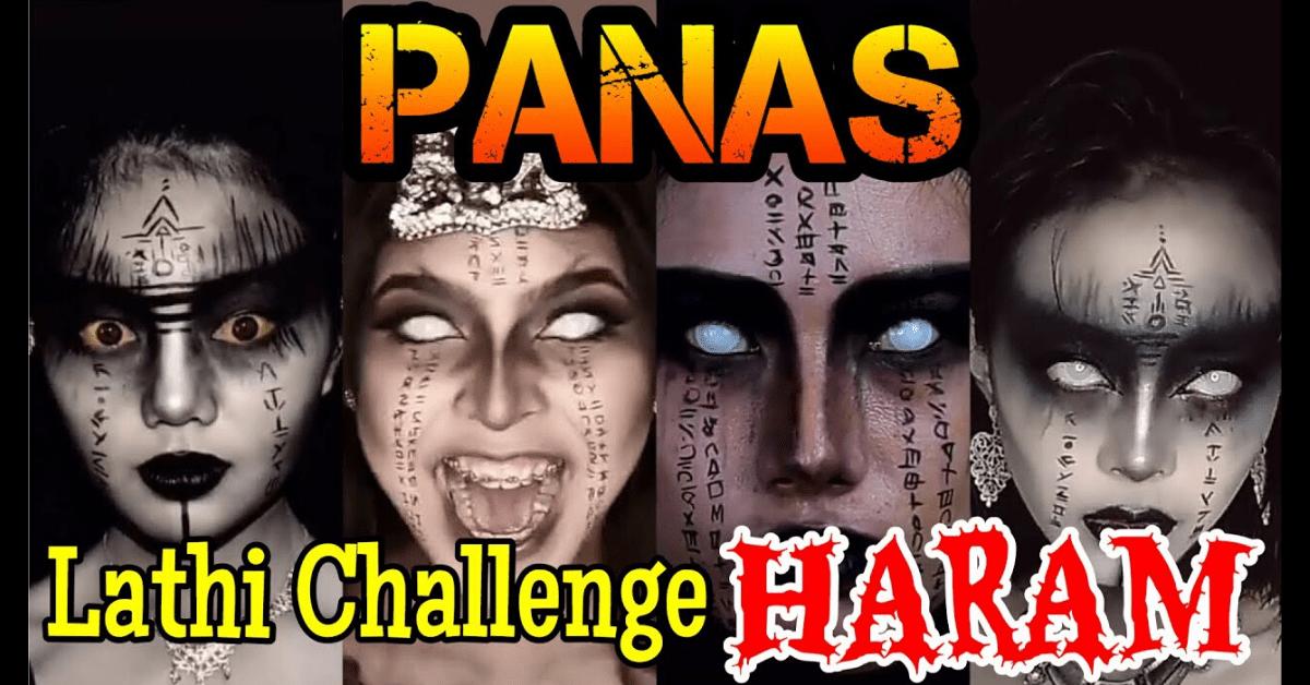 "Lathi Challenge Haram! Solekan Mererupai ""Syaitan"" Tegur PU Syed"