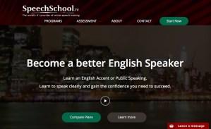 Learn public speaking with Speech School