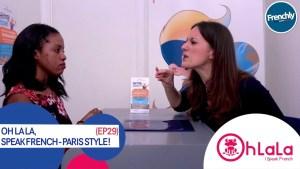 Learn French, Lesson 29: Un Bon Coup de Stress