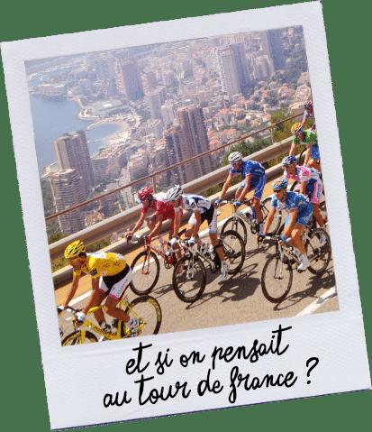 Après Roland Garros et si on pensait au Tour de France