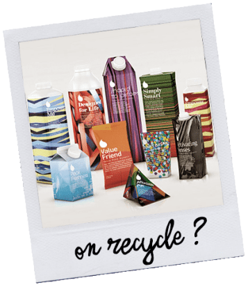 On recycle ?