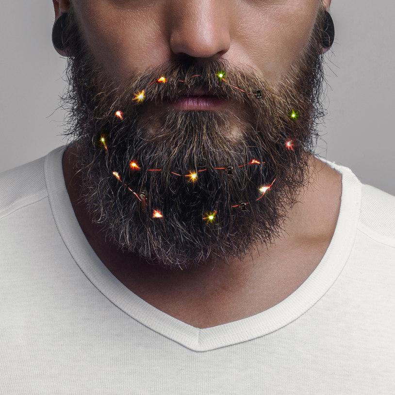 Barbas navideñas