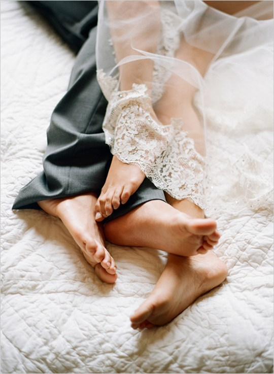 having sex on your wedding day