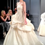 wedding dresses by monique lhullier spring 2014 collection blush dress