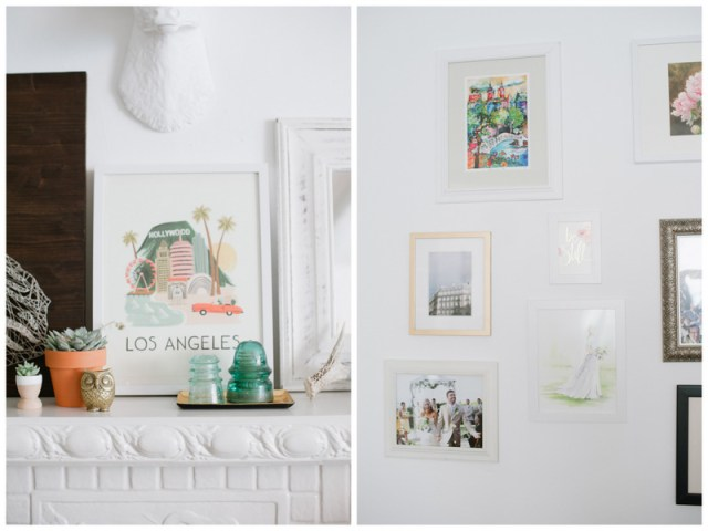 Chandra Fredrick's Home Tour | Living Room Inspiration | Photos by Hazelnut Photo
