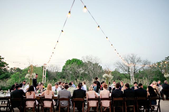 Girly Glam Texas Wedding | Katherine O'Brien Photography