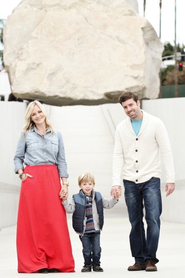 styling your fall family photos | Oh Lovely Day