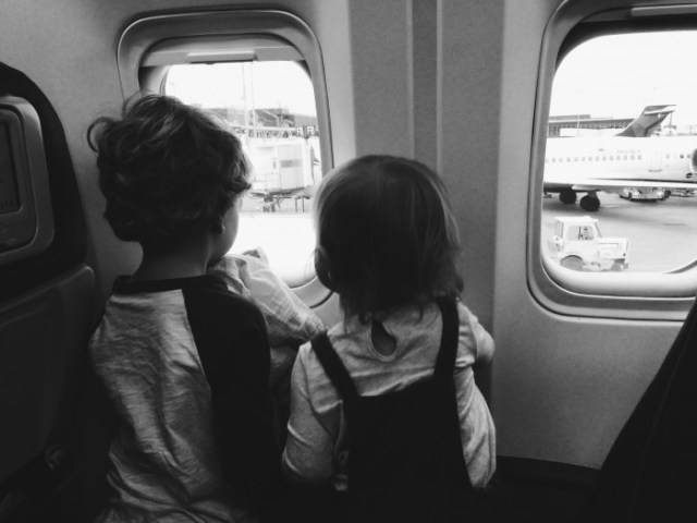 Flying with Two Kids | Young Love Story for Oh Lovely Day