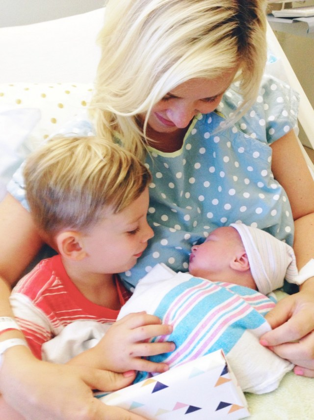 Calvin's birth story | Oh Lovely Day