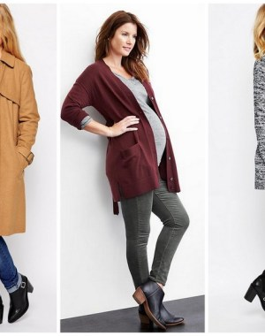 fall maternity style + shopping guide | Oh Lovely Day