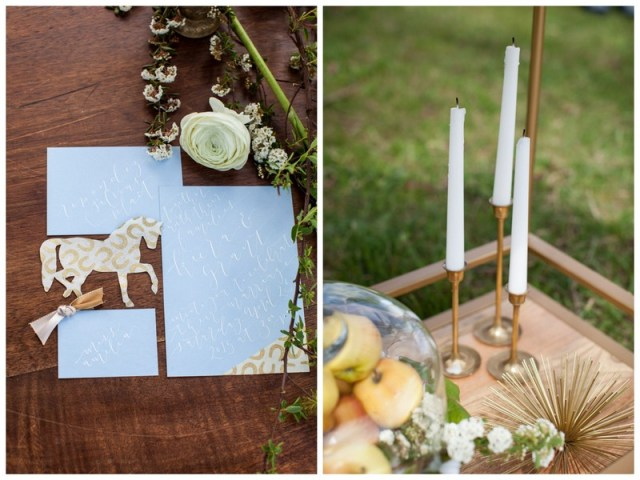Romantic Equestrian Wedding Shoot | Vanasse Studios + Koordination by Krisanna | Oh Lovely Day