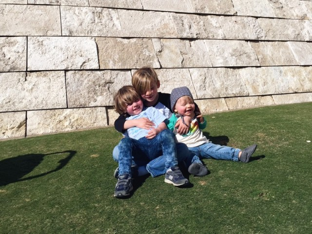 Best kid-friendly places to visit in LA that grown-ups will also love: The Getty Center