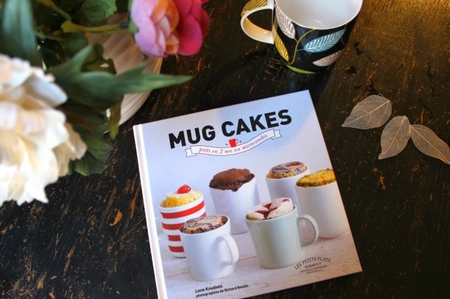 Oh lovely place Miam Recette  Mug Cake Chocolat coeur fondant