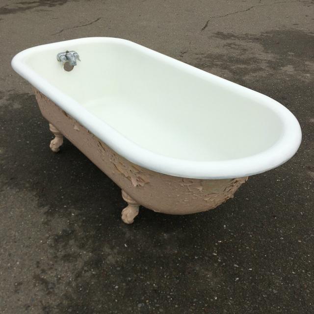 Salvaged Bath Tubs