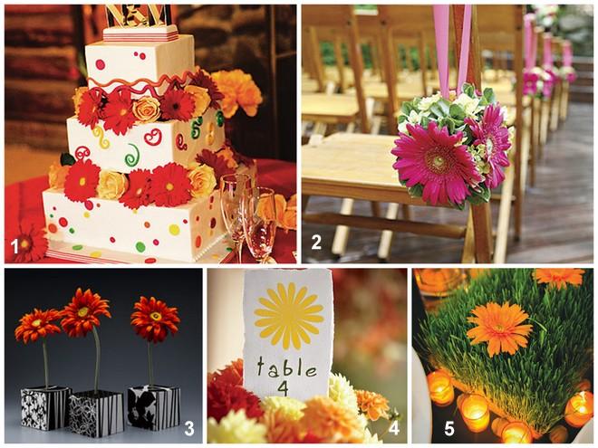 Gerbera daisy party inspiration oh my creative gerbera daisy party and wedding ideas ohmy creative junglespirit Choice Image