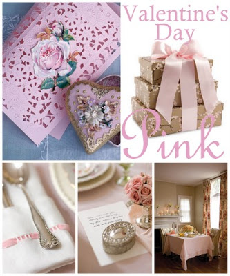 Romantic Pinks For Valentine's Day