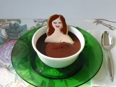 Ladies Spa Day Dessert  |  OHMY-CREATIVE.COM